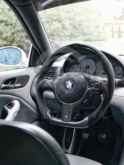 BMW E39/E46 Custom LCD Screen Shift Light Steering Wheel