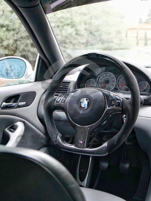 Bmw E39 E46 Custom Lcd Screen Shift Light Steering Wheel