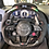 Thumbnail: 2015+ Audi R8/TTRS Custom LCD Screen Shift Light Carbon Fiber Steering Wheel