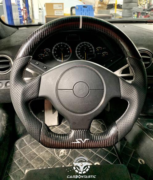 Lamborghini Murcielago Custom Carbon Fiber Steering Wheel