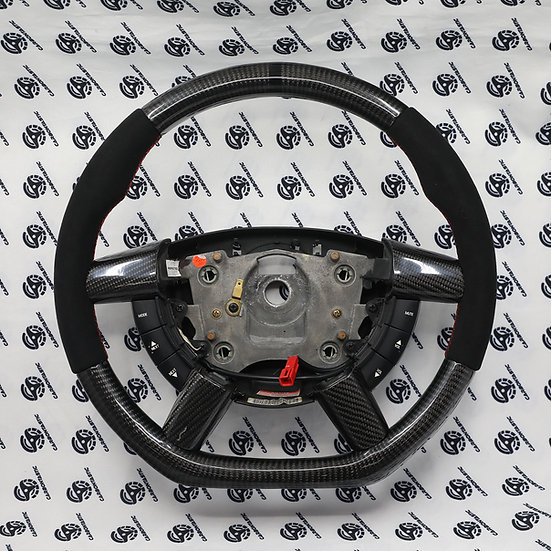 2004-2006 Pontiac GTO Custom Carbon Fiber Steering Wheel