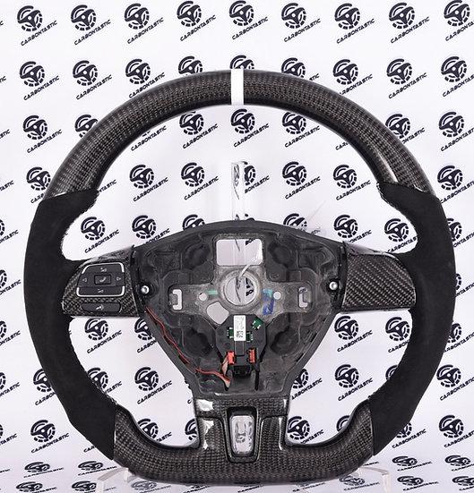 2011+ VW MK6 Golf Custom Carbon Fiber Steering Wheel