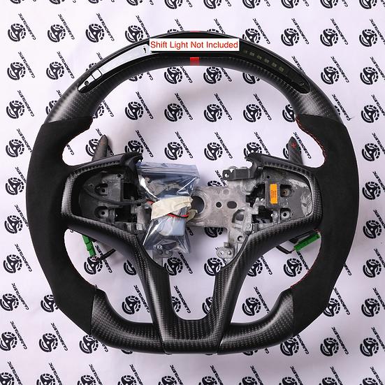 2019+ Acura/Honda NSX Custom Carbon Fiber Steering Wheel