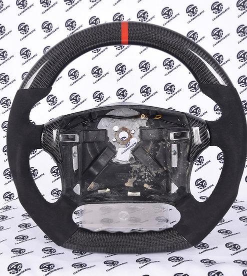 C4 Corvette Custom Carbon Fiber Steering Wheel