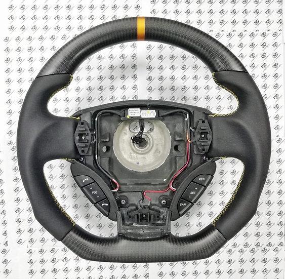 Aston Martin DB9/Vantage/DBS/Rapide Custom Carbon Fiber Steering Wheel