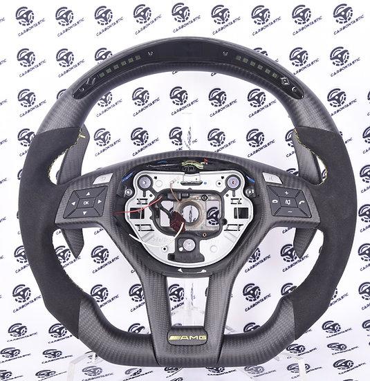 W204 Mercedes-Benz Custom LCD Screen Shift Light Steering Wheel