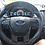 Thumbnail: 2016-2019 Ford Explore Custom Carbon Fiber Steering Wheel (Paddle Shifted)