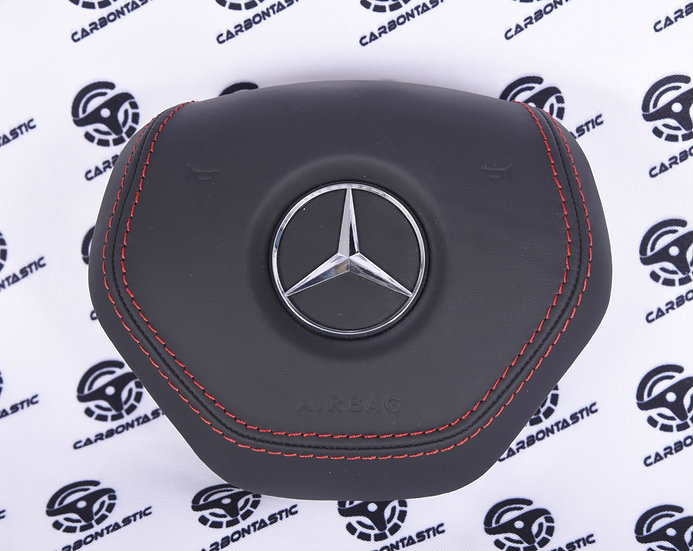 W204 AMG Airbag Cover Modification Upgrades