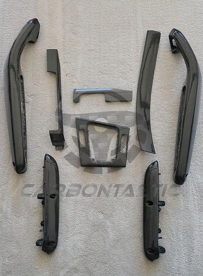 E46 Custom Carbon Fiber Interior Trim (Coupe Only)