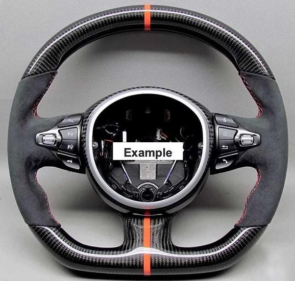 2020+ Aston Martin Vantage/DBX/DB11/DBS/Custom Carbon Fiber Steering Wheel
