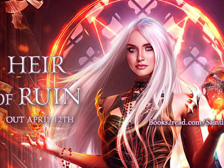 New Release: Heir of Ruin is out!