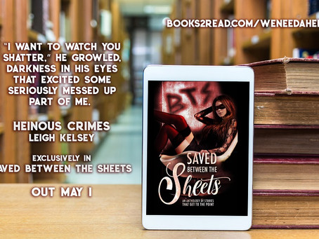 Coming Soon: Saved Between The Sheets