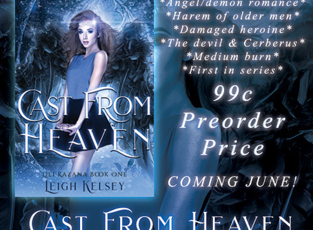 Pre-order Now: Cast From Heaven
