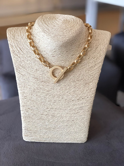Cooper Necklace (Gold)