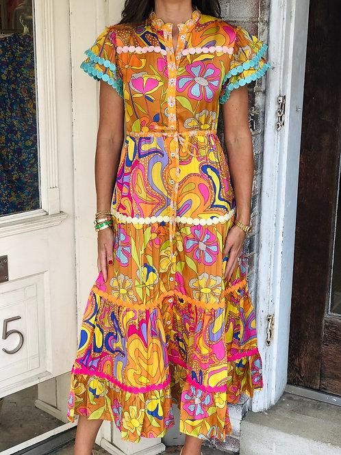 Lobelia Dress