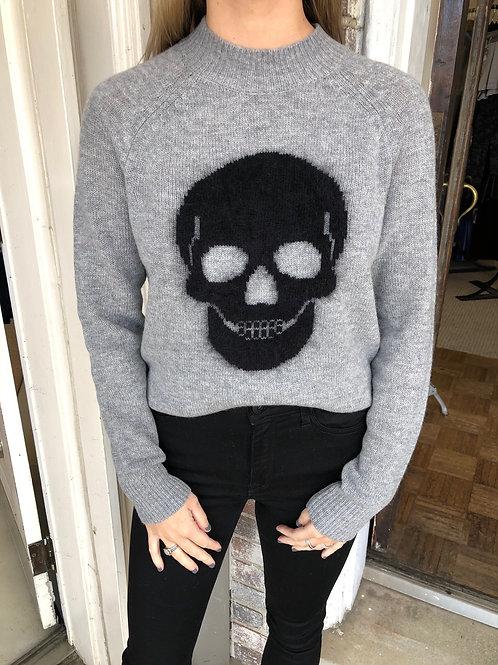 Skull Cashmere Sweater
