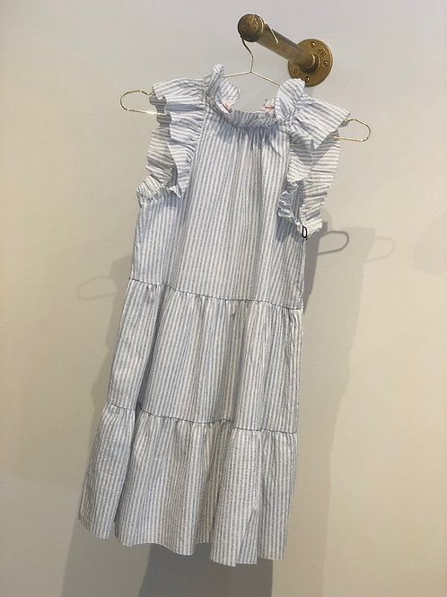 Saylor Aggy Stripe Dress