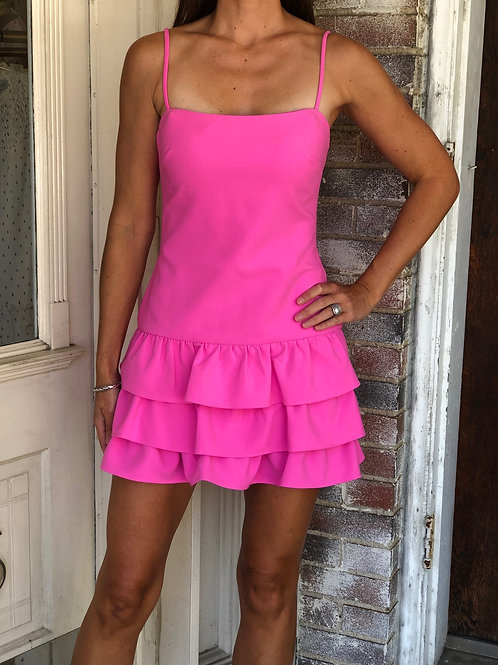 Amica Dress (Pink)