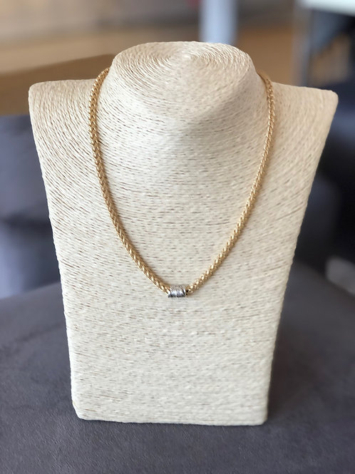 Eaves Necklace (Gold)