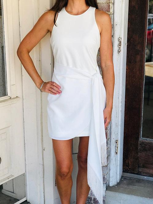 Bristol Dress (White)