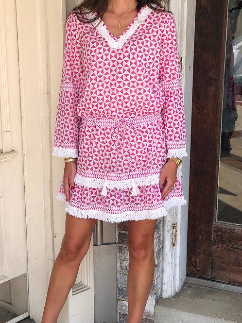 Charlotte Pink Dress