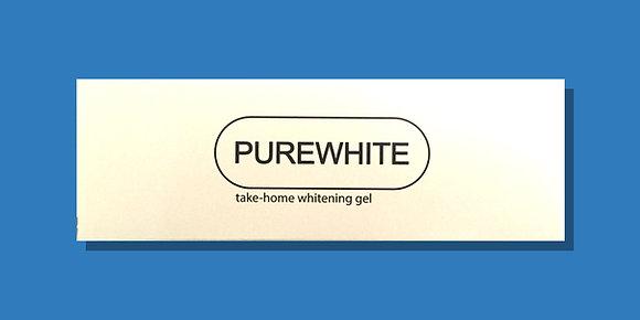 PureWhite take-home whitening gel