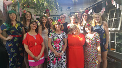 Pamper Hens Party
