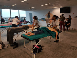 Corporate Massage Marathon