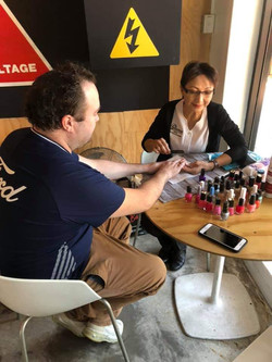 Lucky Lupitas - Staff Manicures