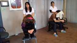 Seated Massages