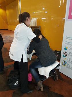 Massages at Convention Centre
