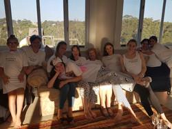 Bridal Family Pampering