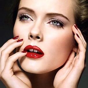 make up, make-up