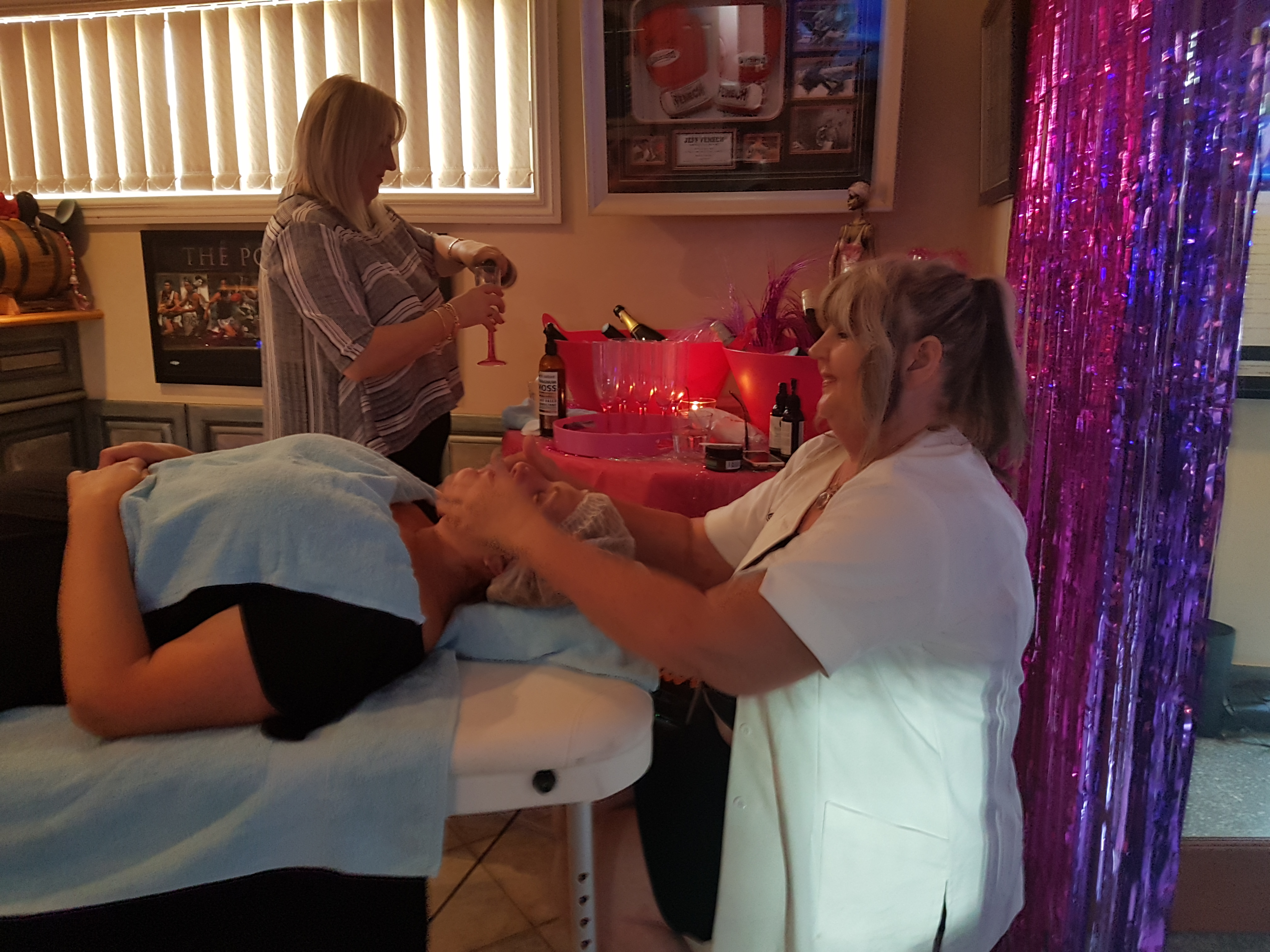 Girls Night In Pampering