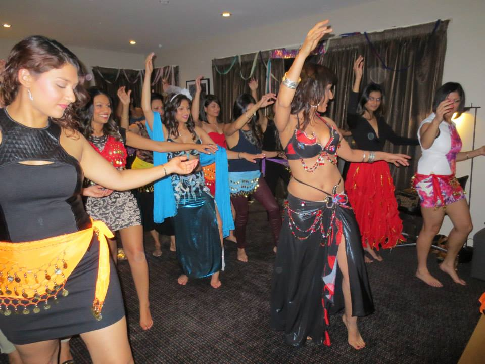 Bellydance Dance Workshop