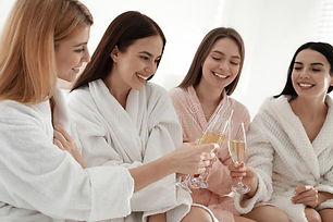 beautiful-ladies-champagne-pamper-party-