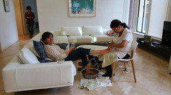 The luxury of mobile pampering