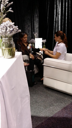 Food and Wine Co Hand Massages