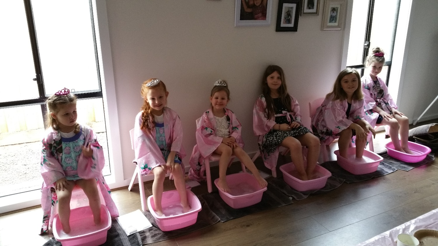 Pinktastic Birthday Pamper Party