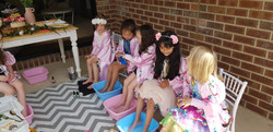 Kids Pamper Party