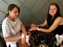 Hens Party Pampering