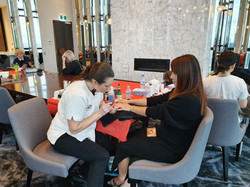 Corporate Staff Pampering