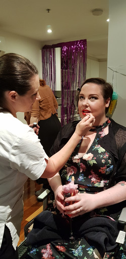 Make Up for Birthday Girl
