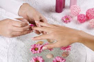 manicure, nails, nail care