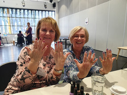 Carers Day Pampering