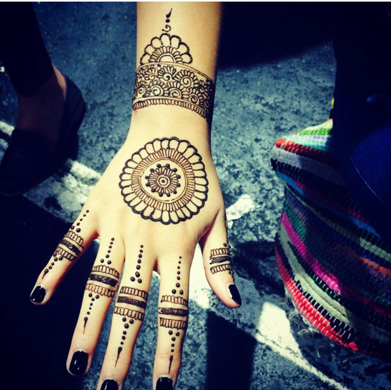 Glamco Beauty - Mobile Henna