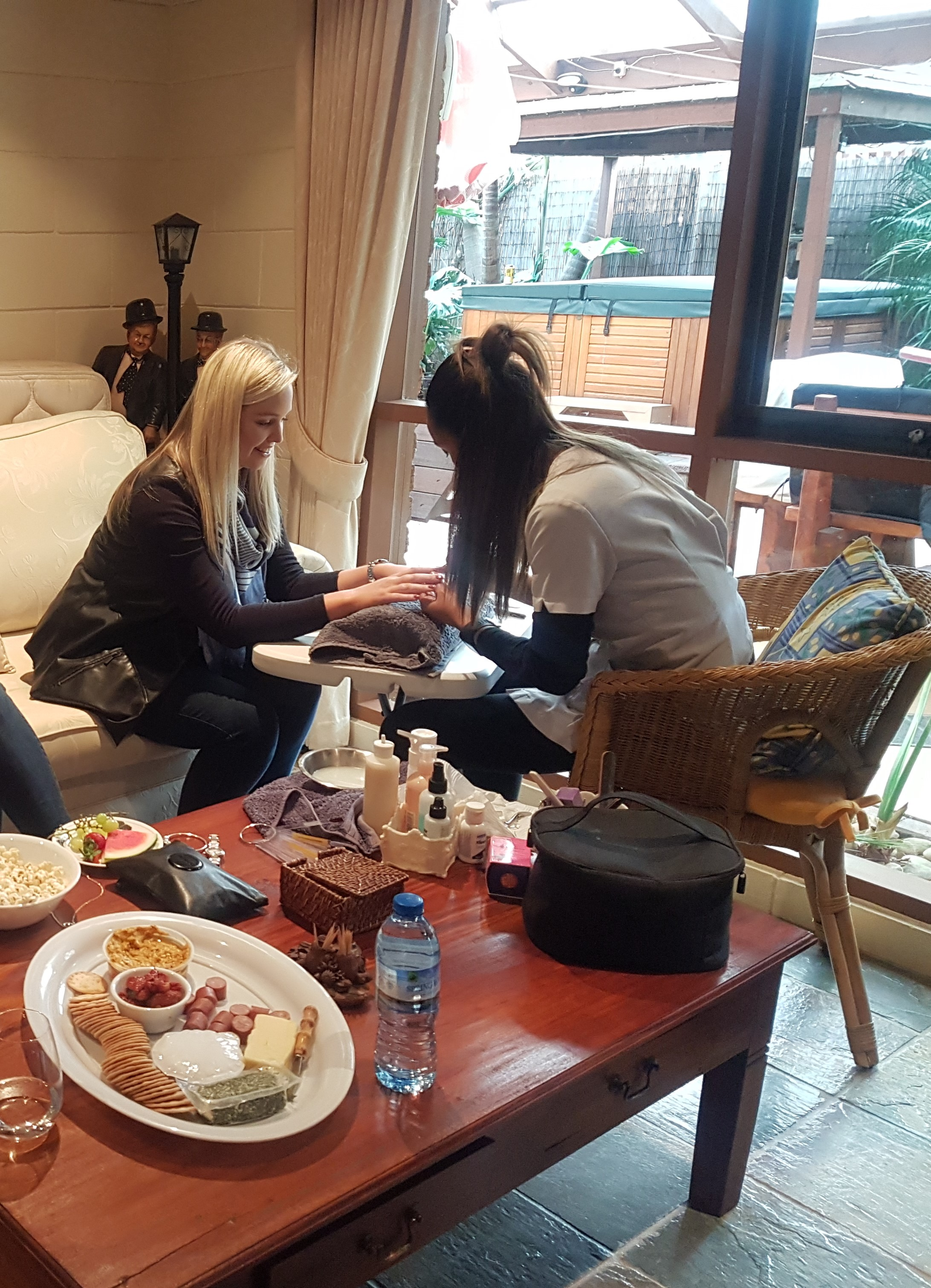 Girls Day In Pampering