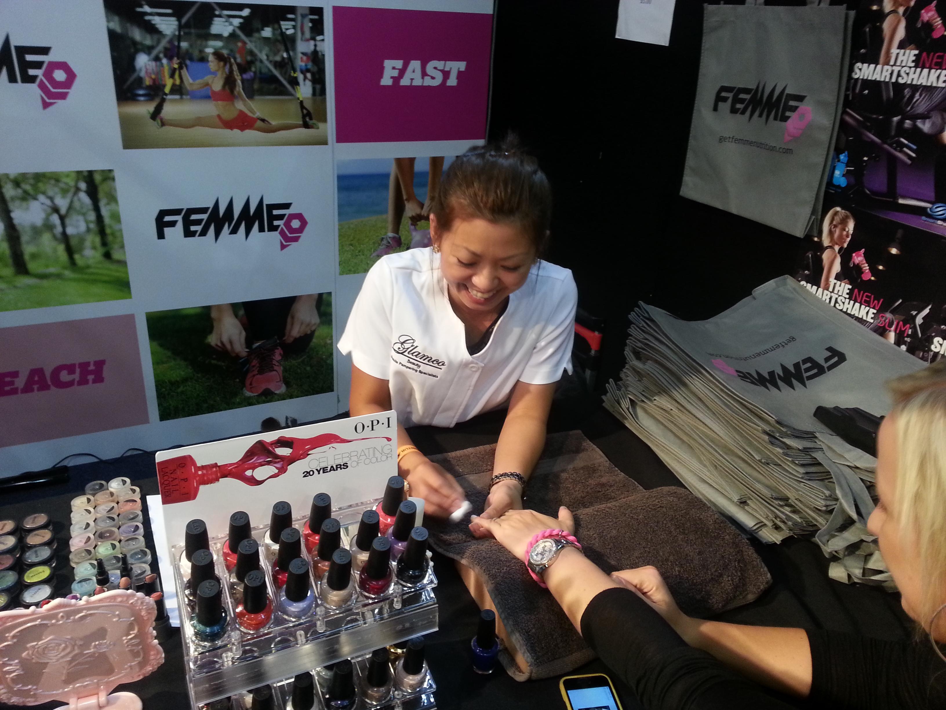 FitX Expo - Mobile Manicure