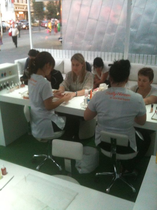 Spring Carnival Manicures
