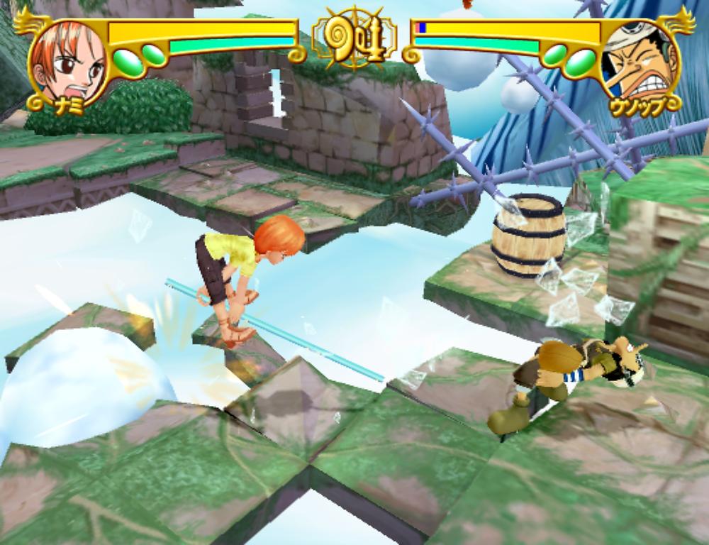 One Piece: Grand Battle! 3